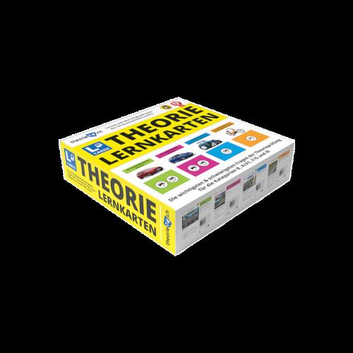 Lernkarten für die Theorieprüfung - Cartes d'apprentissage pour l'examen théorique