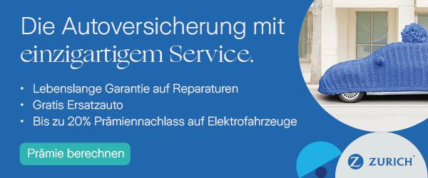 Zürich Versicherungen Angebot