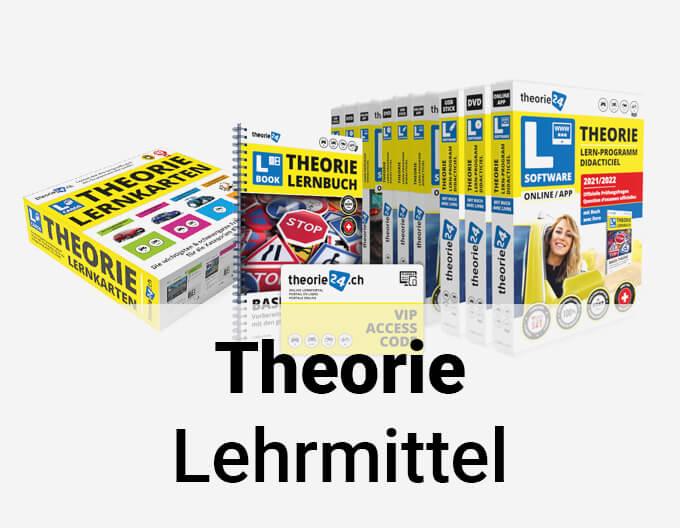 Theorie Lehrmittel für Fahrlehrer von theorie24.ch