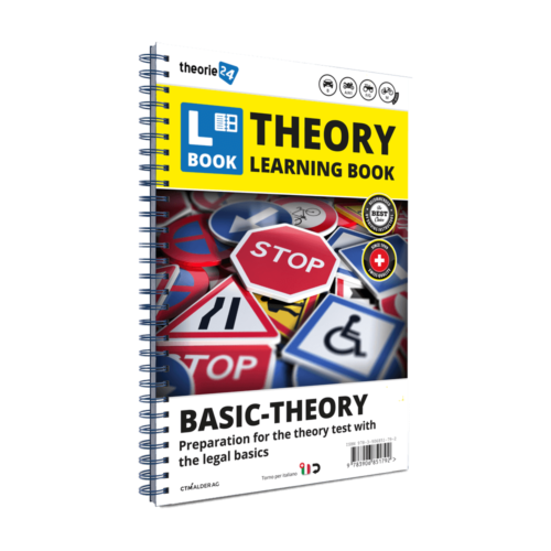 Basic theory book with the legal basics