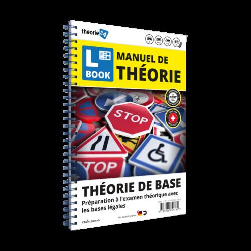 Livre de théorie de base avec les fondements juridiques