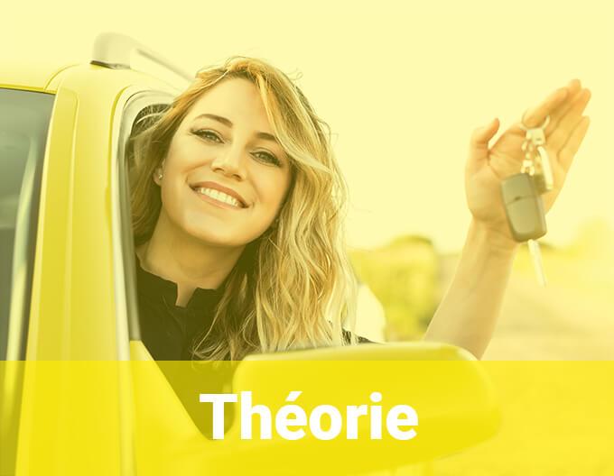 Apprendre la théorie et réussir l'examen théorique avec les produits theorie24